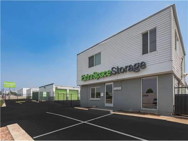 Image of Extra Space Storage Facility on 7140 Irving St in Westminster, CO