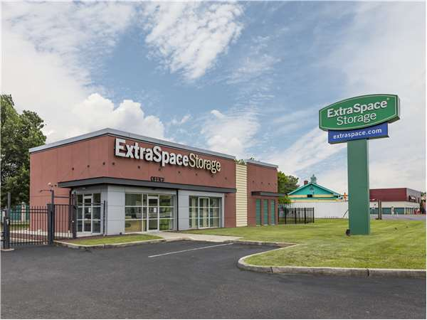Image of Extra Space Storage Facility on 1110 Route 36 in Hazlet, NJ