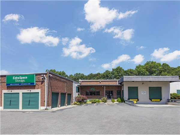 Image of Extra Space Storage Facility on 15 Olympia Ave in Woburn, MA