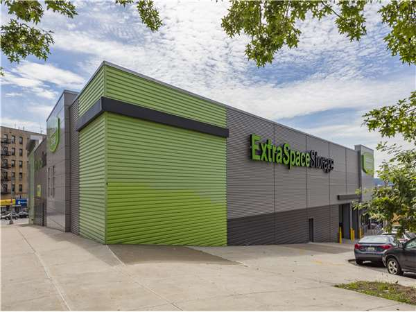 Image of Extra Space Storage Facility on 245 W Fordham Rd in Bronx, NY
