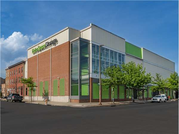 Image of Extra Space Storage Facility on 1400 Eastern Ave in Baltimore, MD