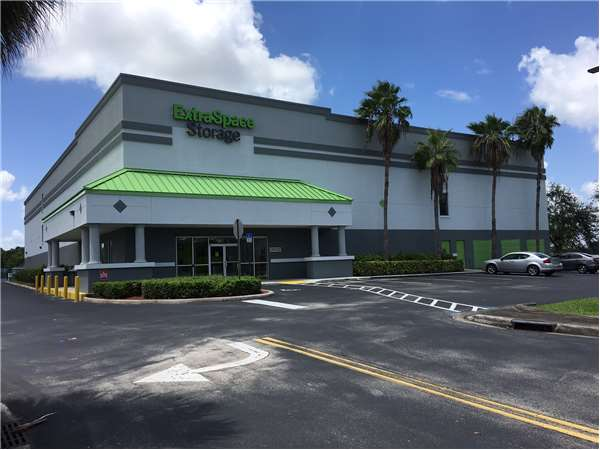 Image of Extra Space Storage Facility on 5201 NW 31st Ave in Fort Lauderdale, FL