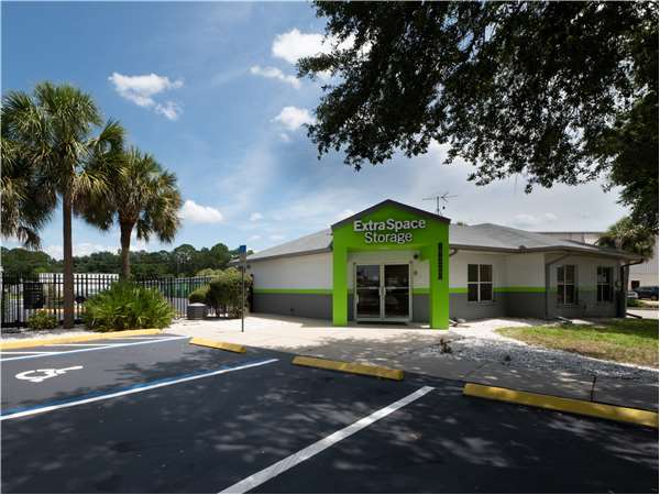 Image of Extra Space Storage Facility on 17960 Paulson Dr in Port Charlotte, FL