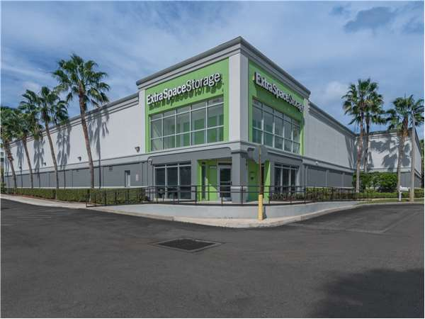 Image of Extra Space Storage Facility on 6035 Lake Worth Rd in Lake Worth, FL