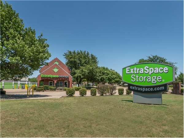 Image of Extra Space Storage Facility on 3 Prestige Cir in Allen, TX