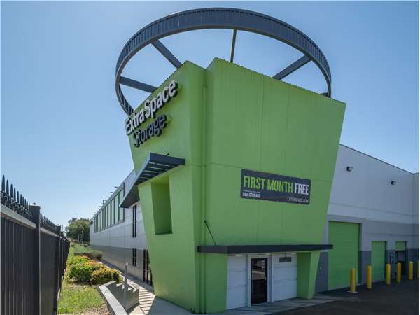 Image of Extra Space Storage Facility on 12360 Foothill Blvd in Sylmar, CA