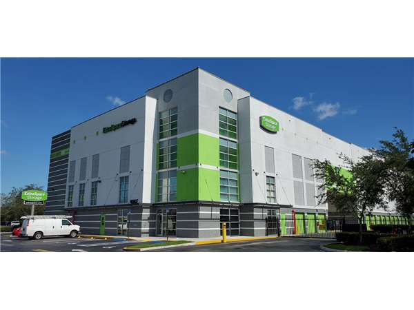 Image of Extra Space Storage Facility on 5903 NW 183rd St in Miami Gardens, FL