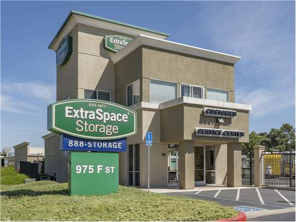 Delicieux Image Of Extra Space Storage Facility On 975 F St In West Sacramento, CA
