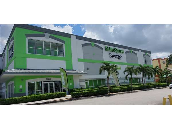 Image of Extra Space Storage Facility on 10345 Hammocks Blvd in Miami, FL