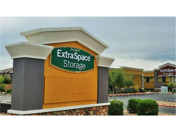 Image of Extra Space Storage Facility on 9363 E Southern Ave in Mesa, AZ