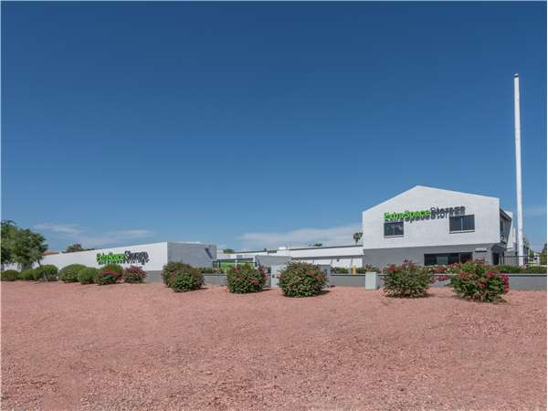 Image of Extra Space Storage Facility on 2880 W Elliot Rd in Chandler, AZ