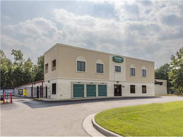 Image of Extra Space Storage Facility on 8025 Midlothian Tpke in Richmond, VA
