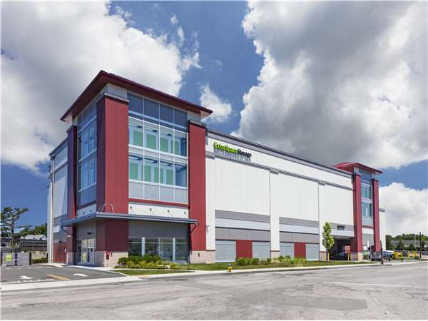 Image of Extra Space Storage Facility on 27 Liberty St in Quincy, MA