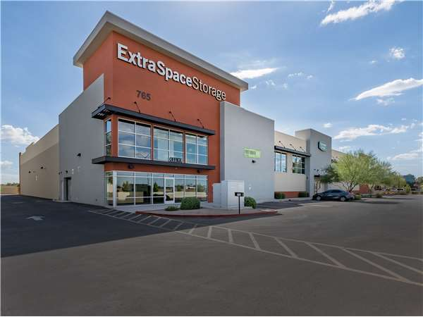 Image of Extra Space Storage Facility on 765 E Baseline Rd in Gilbert, AZ