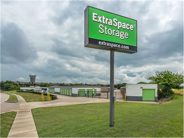 Image of Extra Space Storage Facility on 4200 K Ave in Plano, TX
