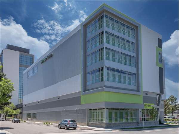 Image of Extra Space Storage Facility on 3888 E Mexico Ave in Denver, CO