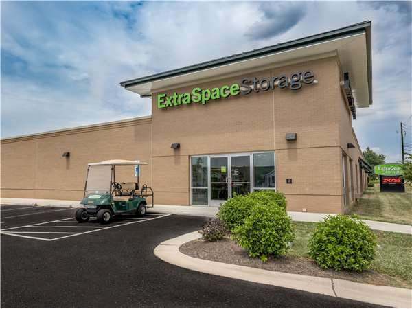 Image of Extra Space Storage Facility on 10140 S Tryon St in Charlotte, NC