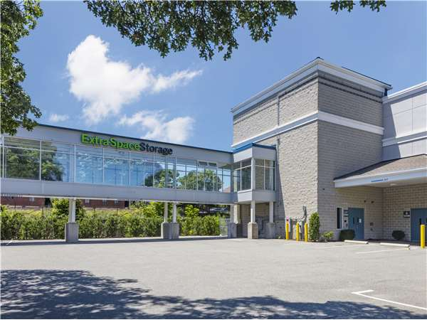 Image of Extra Space Storage Facility on 95 Old Colony Ave in Quincy, MA