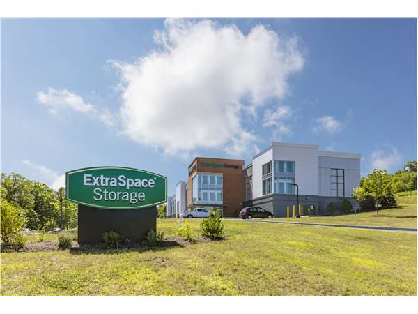 Image of Extra Space Storage Facility on 81 King St in Cohasset, MA