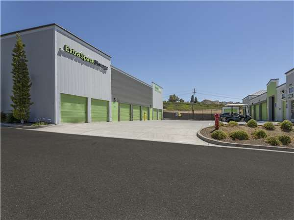 Image of Extra Space Storage Facility on 3480 Tennessee St in Vallejo, CA