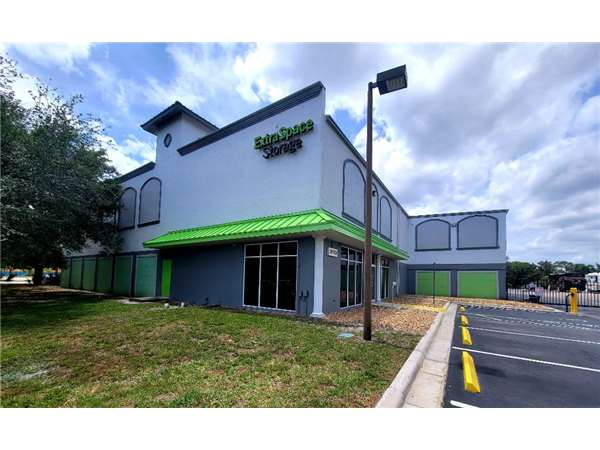 Image of Extra Space Storage Facility on 1990 NW Federal Hwy 1 in Stuart, FL