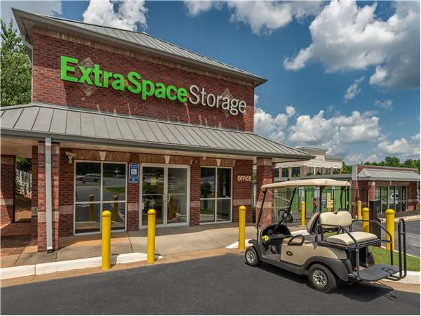 Image of Extra Space Storage Facility on 4257 Buford Dr NE in Buford, GA