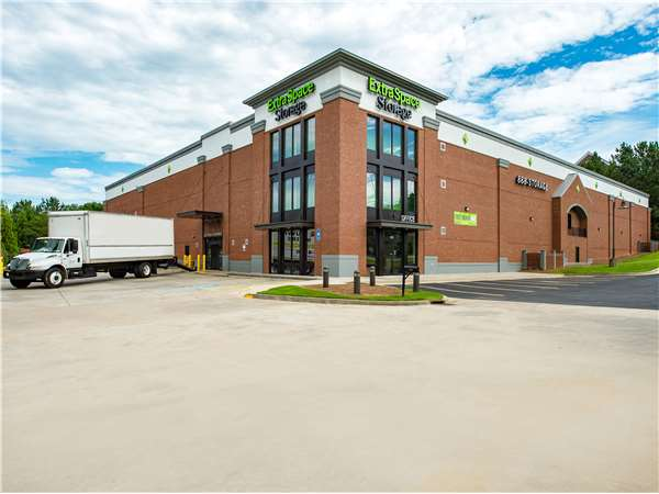 Image of Extra Space Storage Facility on 1790 Peachtree Industrial Blvd in Duluth, GA