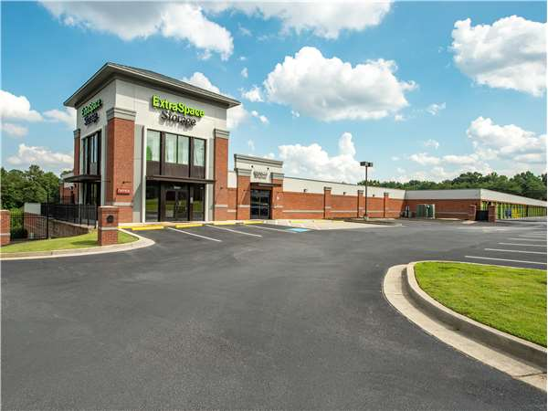 Image of Extra Space Storage Facility on 3564 Lawrenceville Hwy in Lawrenceville, GA