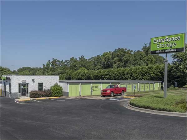 Image of Extra Space Storage Facility on 1420 Bethel Rd in Morganton, NC
