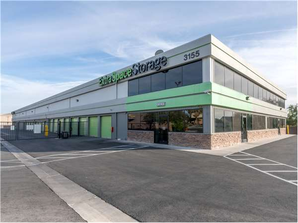 Image of Extra Space Storage Facility on 3155 W Ann Rd in North Las Vegas, NV