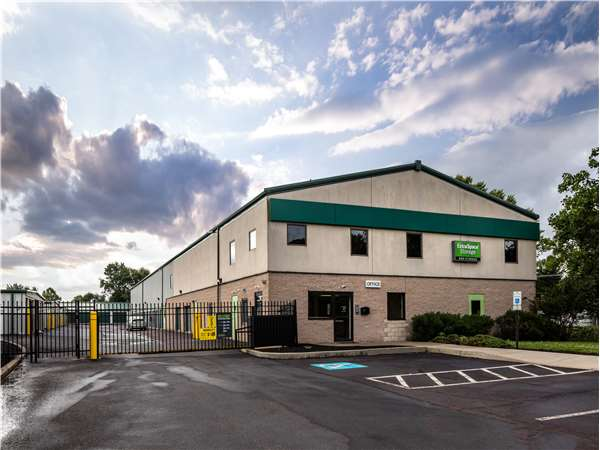 Image of Extra Space Storage Facility on 4435 Skippack Pike in Skippack, PA