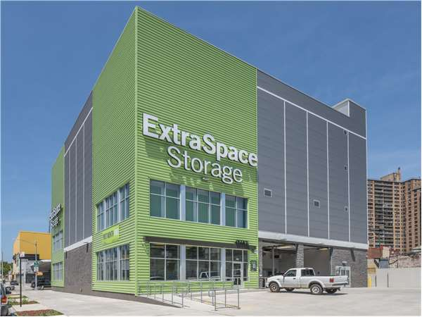 Image of Extra Space Storage Facility on 155 Empire Blvd in Brooklyn, NY