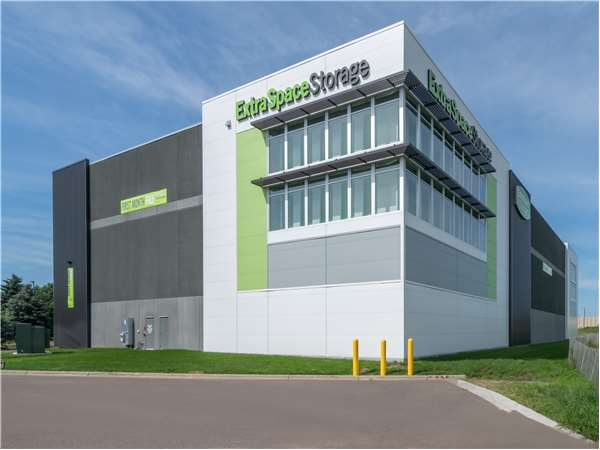 Image of Extra Space Storage Facility on 8570 Aspen Lane N in Brooklyn Park, MN