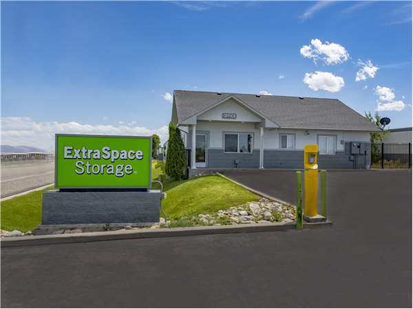 Image of Extra Space Storage Facility on 7062 S Airport Rd in West Jordan, UT