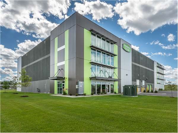 Image of Extra Space Storage Facility on 5721 Logan Ave N in Brooklyn Center, MN
