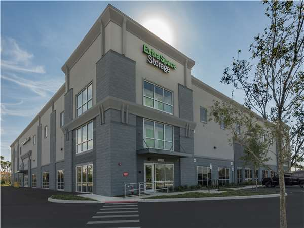 Image of Extra Space Storage Facility on 9999 Gandy Blvd N in St Petersburg, FL