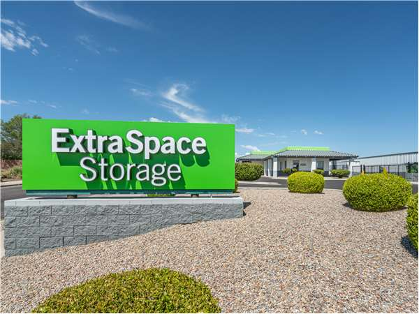 Image of Extra Space Storage Facility on 1845 Abrazo Rd NE in Rio Rancho, NM