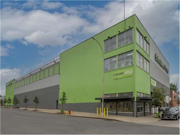 Image of Extra Space Storage Facility on 1037 Zerega Ave in Bronx, NY