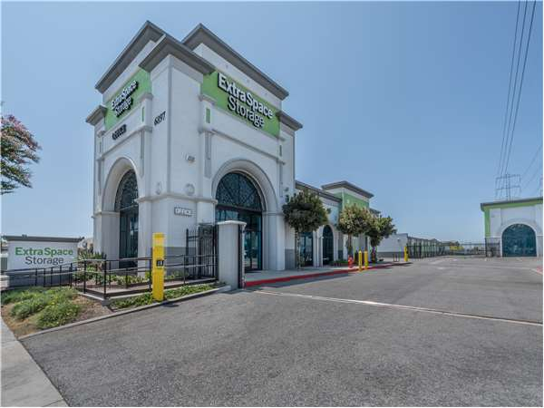 Image of Extra Space Storage Facility on 6897 Paramount Blvd in Long Beach, CA
