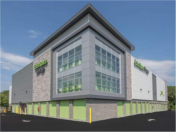 Image of Extra Space Storage Facility on 1256 Washington St in Weymouth, MA