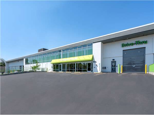 Image of Extra Space Storage Facility on 11100 W Cleveland Ave in West Allis, WI