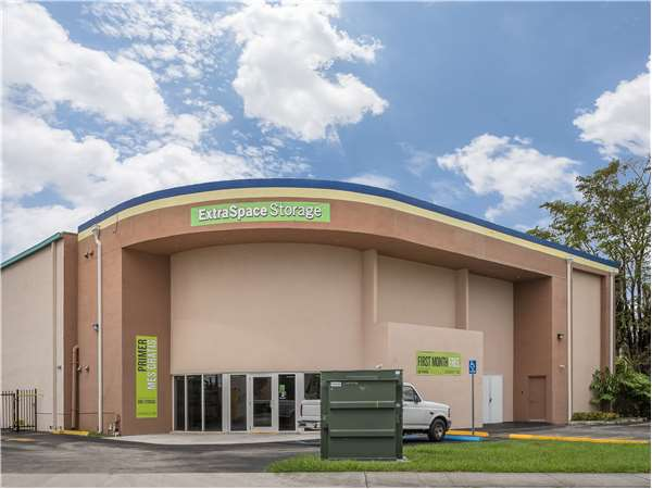 Image of Extra Space Storage Facility on 8105 Park Blvd in Miami, FL