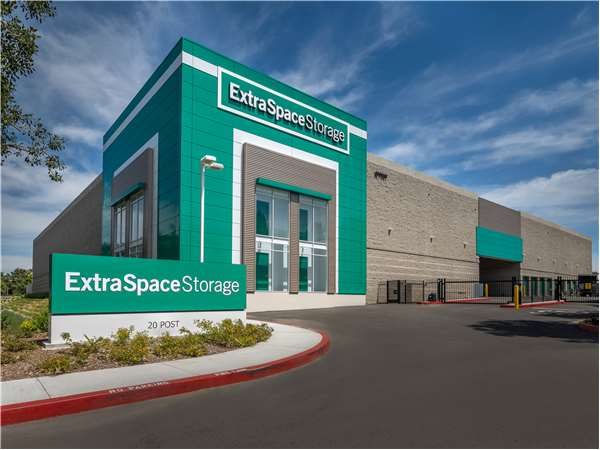 Image of Extra Space Storage Facility on 20 Post in Irvine, CA