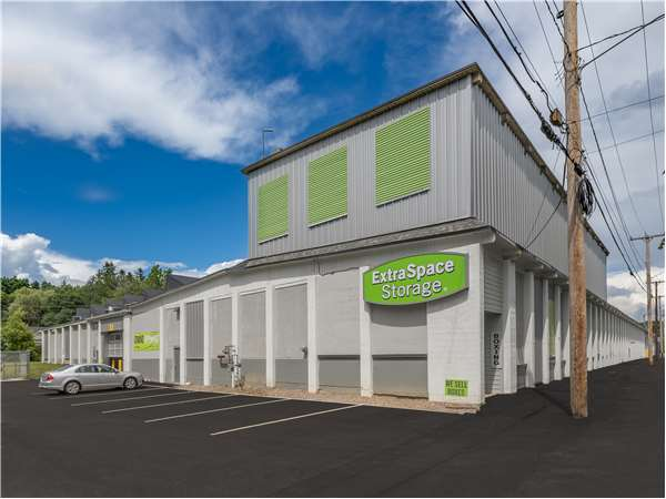 Image of Extra Space Storage Facility on 54 Cherry St in Hudson, MA