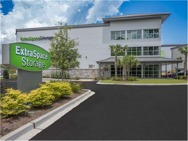 Image of Extra Space Storage Facility on 230 Village Center Blvd in Myrtle Beach, SC