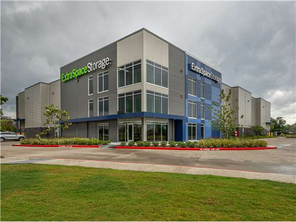 Image of Extra Space Storage Facility on 4001 Old Spanish Trl in Houston, TX