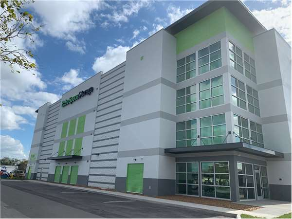Image of Extra Space Storage Facility on 1517 E Fowler Ave in Tampa, FL