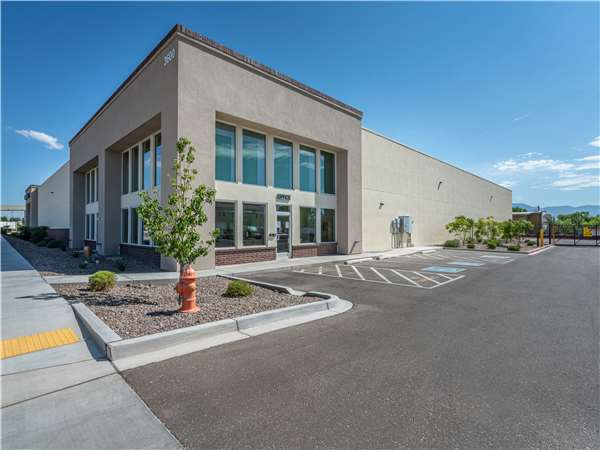 Image of Extra Space Storage Facility on 3600 Bosque Plaza Ln NW in Albuquerque, NM