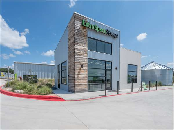 Image of Extra Space Storage Facility on 5500 West Hwy 290 in Dripping Springs, TX