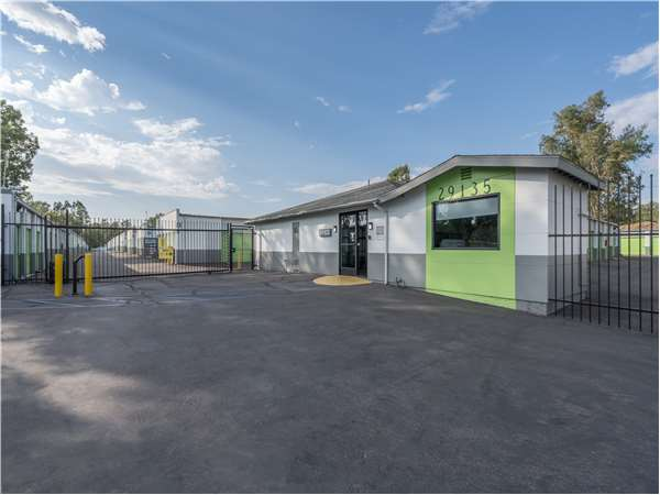 Image of Extra Space Storage Facility on 29135 Riverside Dr in Lake Elsinore, CA